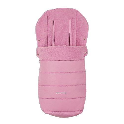 Maclaren ASE02012 - Saco universal para silla de paseo, color rosa