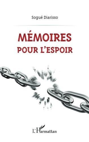 Memoires pour l'espoir