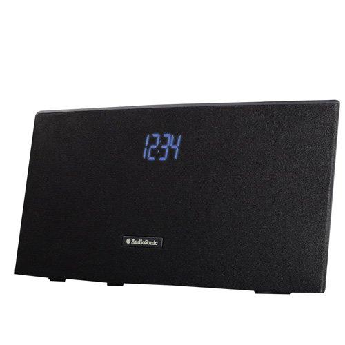 AudioSonic RD-1534 Bluetooth Lautsprecher system (FM Radio, PLL-Tuner) schwarz