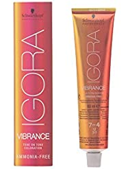 IGORA VIBRANCE 7-4 ammonia free 60 ml