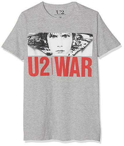 Springfield Herren 8lc U2 War T-Shirt, Grau (Gama Grises gebraucht kaufen  Wird an jeden Ort in Deutschland