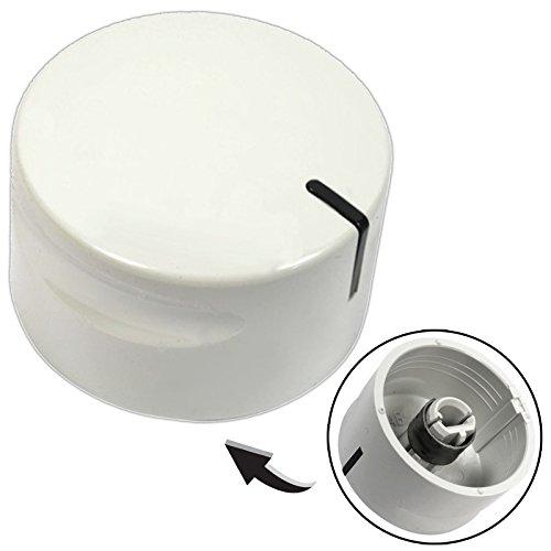 Spares2go blanco mando control interruptor Miele Lavavajillas