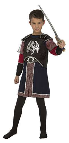 My Other Me Me-204166 Disfraz de Guerrero de Dragones para Hombre, 7-9 años (Viving Costumes 204166)