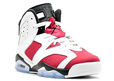 Nike Air Jordan 6 Retro Carmine 39 (384665 160) (39 / 6.5 y / 6 UK)