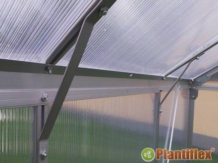 Plantiflex Aluminium Gewächshaus