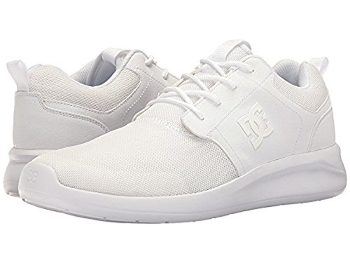 DC - Dc - Männer Midway Sn Lowtop Schuh Weiß