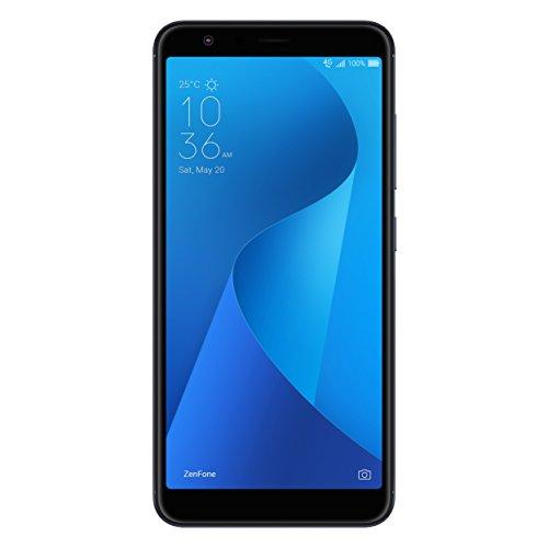 Asus Zenfone Max Plus M1 Smartphone débloqué 4G (Ecran : 5,7 pouces - 32 Go - Double Nano-SIM - Android) Noir