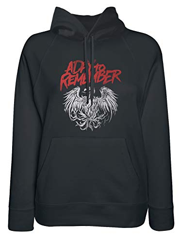 LaMAGLIERIA Sudadera Mujer A Day To Remember Adt02