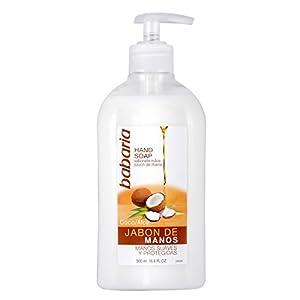 Babaria – Jabón De Manos de Coco&Aloe, 500 ml