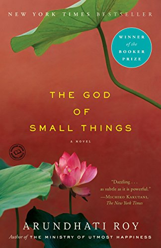 Book cover for The God of Small Things