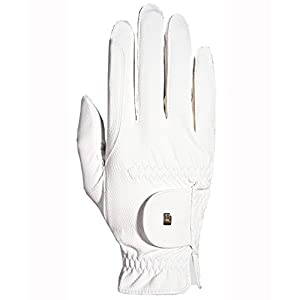 Roeckl sports ROECKL Handschuhe Roeck grip, weiß, 6,5
