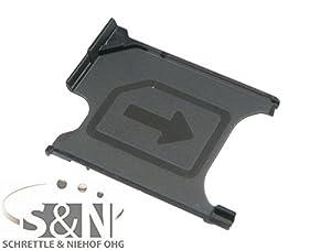 NG-Mobile Original Sony Xperia Z Ultra C6833 SimKarten Sim Karte Tray Halter Schublade Schlitten Einschub Plastik