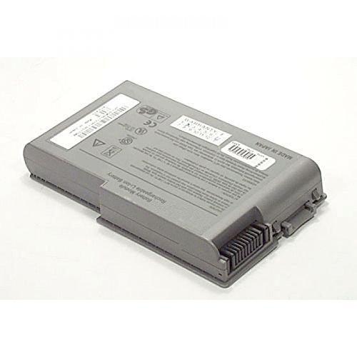 mtxtec BATTERIE LI-ION 4400MAH, 11.1V pour Dell Latitude D610