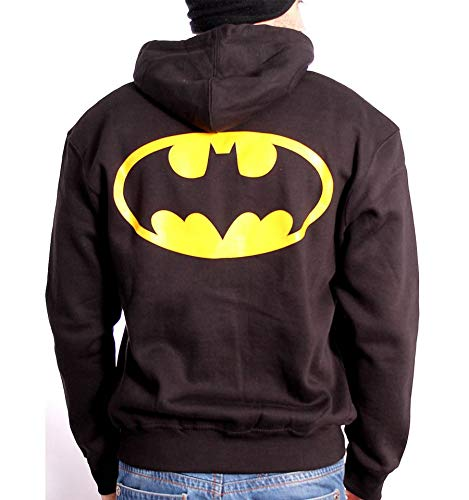 Sweat Zippé homme Batman - Logo back - Legend Icon - Icon Zip Hoodie