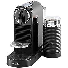 Nespresso Citiz and Milk Coffee Machine, Black by Magimix