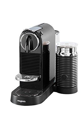 Magimix 11317 Nespresso Citiz and Milk Coffee Machine, 1870 W, Black