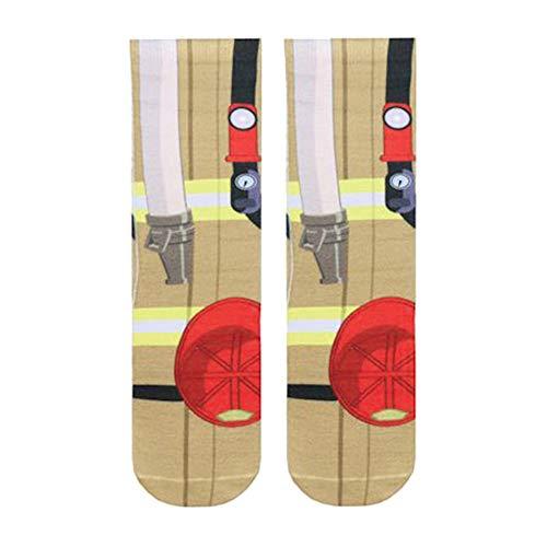 MAYOGO Socken für Verschiedene Berufe,Unisex Adult Geschäft Occupation -