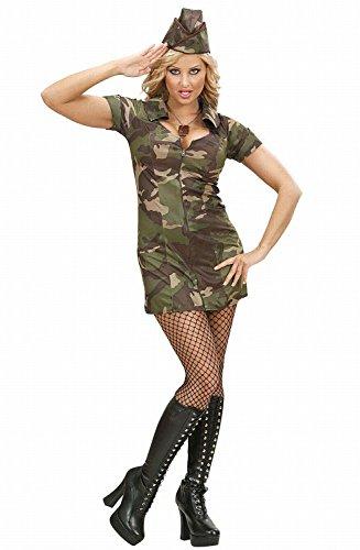 Imagen de widman s/70473  disfraz de militar para mujer, l