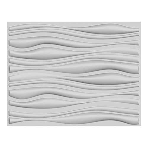 6 m², Paneele 3D Platten Wanddekoration Wandpaneele Dekoration, Inrede
