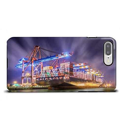 artboxONE Apple iPhone 7 Plus Tough-Case Handyhülle Al Zubara von Jan Hartmann - Tough-Case Handyhülle Smartphone Case
