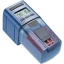 isYoung Alimentador Peces Automático Comedero Peces Automático con Pantalla LCD y Configuración de Tiempo de Alimentación