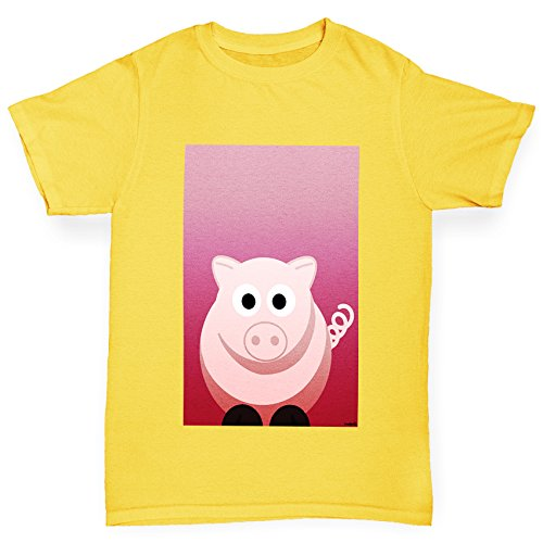 twisted-envy-camiseta-manga-corta-nias-amarillo-amarillo-x-large