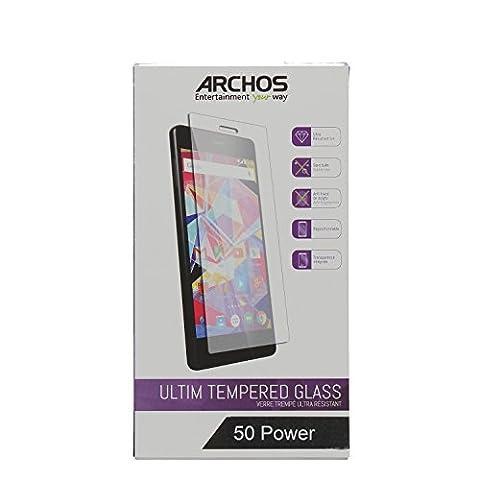 Archos Film de protection d'écran verre trempé pour Archos 50 Power