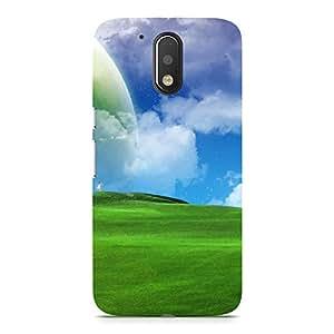 Hamee Designer Printed Hard Back Case Cover for Coolpad Note 5 Design 4804