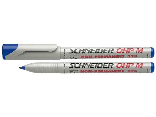 schneider-maxx-225-m-non-permanent-marcador-azul