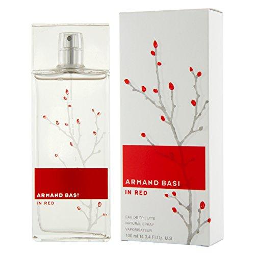 Armand Basi In Red Eau De Toilette 100 ml (woman)