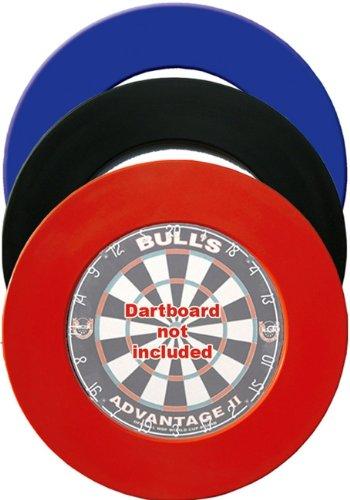 *Dartboard Surround in verschiedenen Farben (Schwarz)*