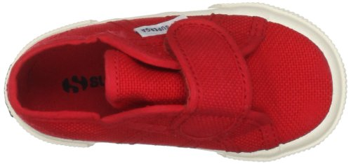 Superga  2750 Bvel, Baskets basses Unisexe enfant Rouge