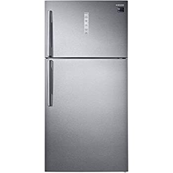Samsung 637 L 3 Star Frost-free Double Door Refrigerator (RT61K7058SL, Easy Clean Steel)