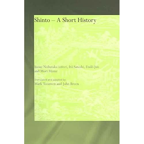 [(Shinto : A Short History)] [Translated by John Breen ] published on (August, 2004)