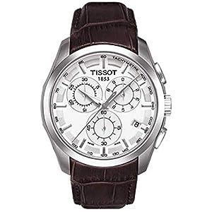 Tissot Couturier – Reloj (Reloj de Pulsera, Masculino, Acero Inoxidable,