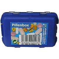 kleine TABLETTENDOSE PILLENDOSE Pillenbox Tablettenbox Medikamenten Pocket Box preisvergleich bei billige-tabletten.eu