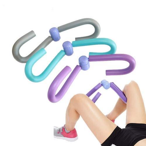 YNXing Die Dünnen Beine/Dünne Beine./Brustvergrößerung Bein - Schöne Trainingsgerät Familie, Fitnessgeräte Hüfte (Grau)