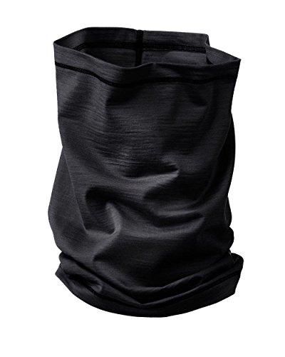 Engel Sports Schlauchschal - wärmend, sportlich, stylisch | GOTS-zertifizierte Funktionswäsche (black) (Bekleidung Black Liz)