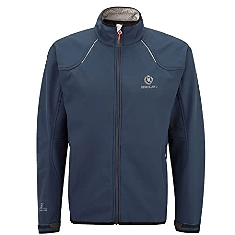 Henri Lloyd Cyclone Soft Shell Jacket - OPW, Large