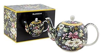 Lesser & Pavey Kilburn Blossom Théière, Multicolore