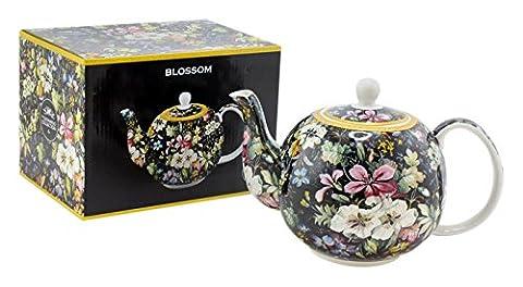 Lesser & Pavey Kilburn Blossom Teapot, Multi-Colour