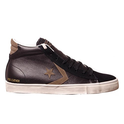 Scarpa CONVERSE Pro Leather Vulc Distressed Mi Nero