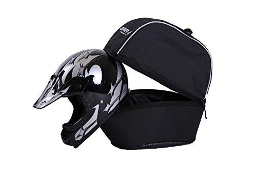 Driver13 2014 - Bolso para casco de motocicleta, tamaño: XL