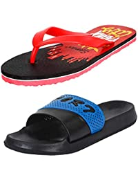8bbf4aec9 Amazon.in  Last 30 days - Flip-Flops   Slippers   Men s Shoes  Shoes ...