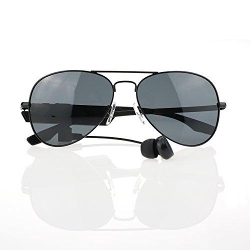K3 Pilot Sports Bluetooth Gafas Sol Inalámbricas