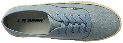 L.A. Gear Damen Malva Sneaker Blau (lt blue)