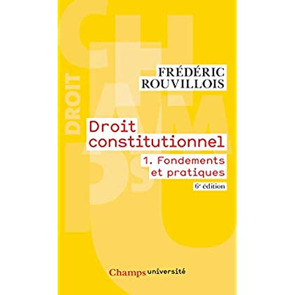 Droit Constitutionnel T1