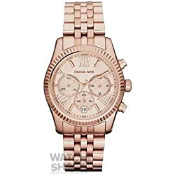 MK5569 Michael Kors Rose Gold Classic Watch