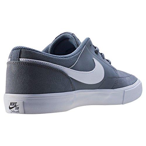 Nike SB Herren Schuhe / Sneaker Solarsoft Portmore ll Skateboarding grau,  weiß ...