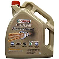 Castrol Edge Professional 5w30 **5 litre**Warehouse Clearance** VW50400/50700